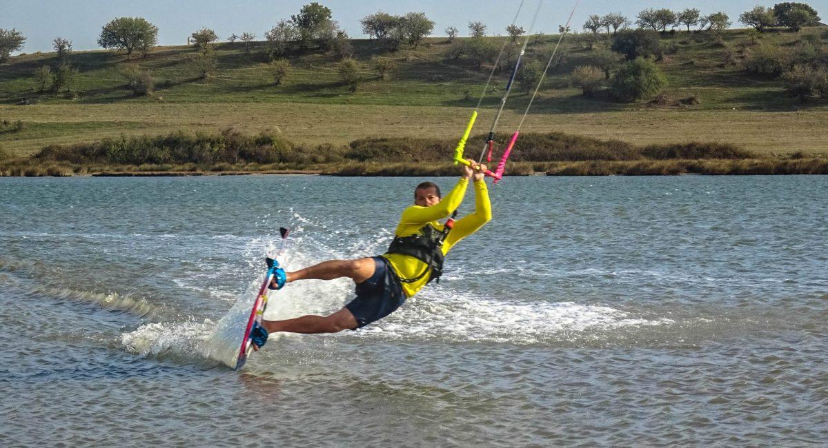 George Lipanescu kite